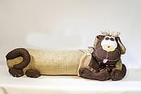 Подушка Собака от сквозняка, фото 1