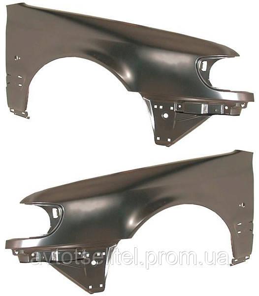 Крыло правое с отверстием под повторитель поворота для Audi A6 1994-98 SDN/AVANT (C4)