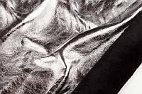 Мех для дубленки Интерфино мерино серебряный