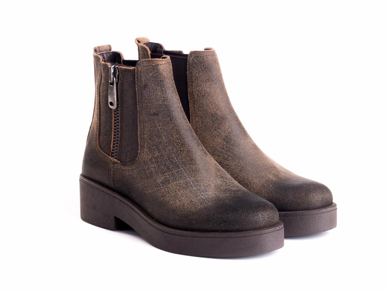 Ботинки Etor 5605-02140-207 39 коричневые