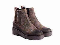 Ботинки Etor 5605-02140-207 39 коричневые, фото 1