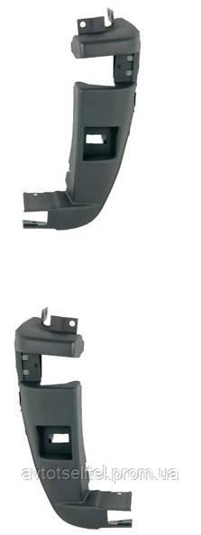 Угольник бампера задний правый без катафота для Citroen Jumper 1994-01