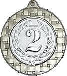 Медаль наградная 70мм. D621 серебро