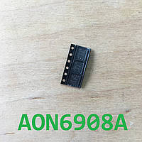 Микросхема AON6908A / 6908A оригинал