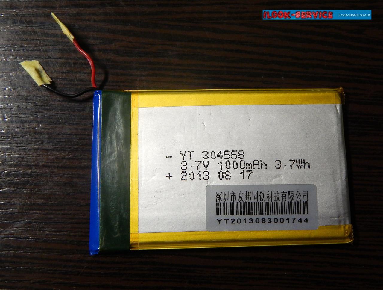 Аккумулятор, батарея 1000 mAh, PocketBook  515