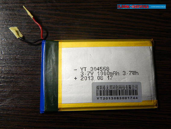 Акумулятор, батарея 1000 mAh, PocketBook 515, фото 2