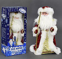 Дед мороз музыкальный 22302 в коробке