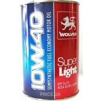 WOLVER Super Light 10W-40, API SM/CF 1л Масло моторне