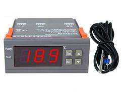 Терморегулятор WH1442 термостат цифровой 220В -50~110С