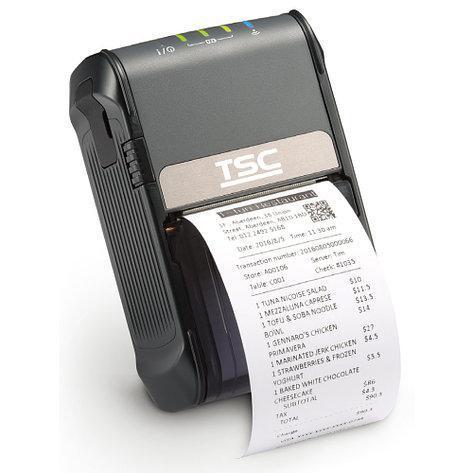 Мобильный принтер этикеток TSC Alpha-2R WLAN, Wi-Fi