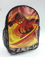 Рюкзак детский  для мальчика 0709 ниндзяго