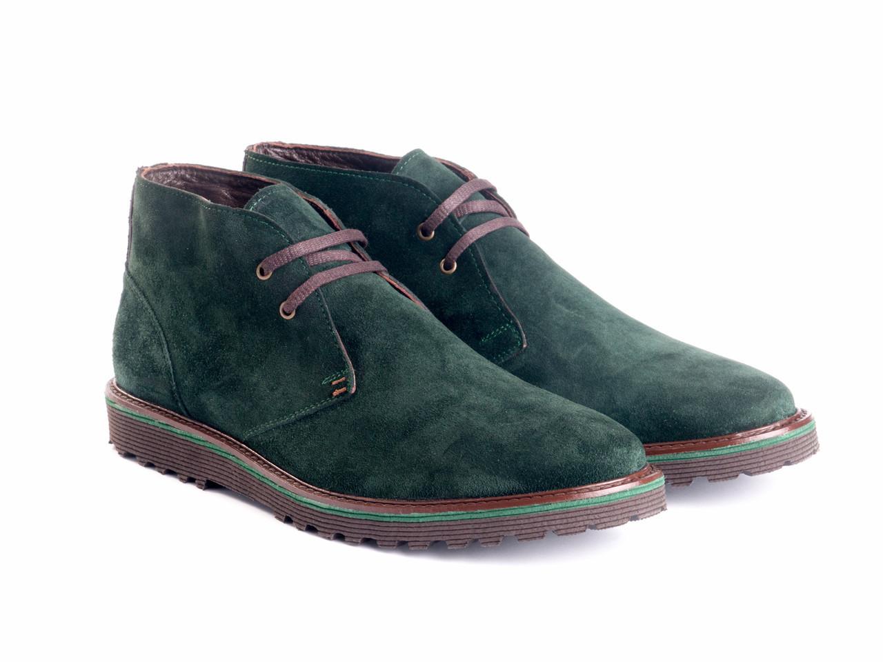 Ботинки Etor 11823-08-847-0287 42 зеленые