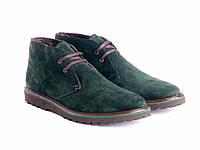 Ботинки Etor 11823-08-847-0287 42 зеленые, фото 1