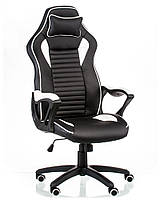 Компьютерное кресло для геймера Special4You Nero black/white (E5371)