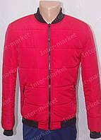 Мужская демисезонная куртка- бомбер  с.м.л.хл.ххл, фото 1