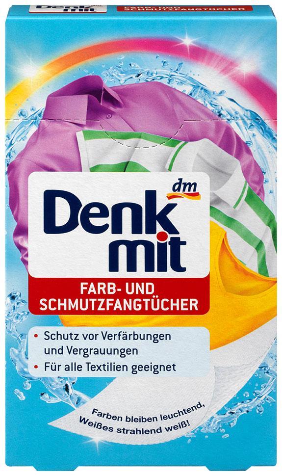 Салфетки для защиты цвета Denkmit 24шт