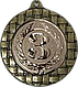 Медаль наградная 70мм. D621, фото 3