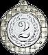 Медаль наградная 70мм. D621, фото 2