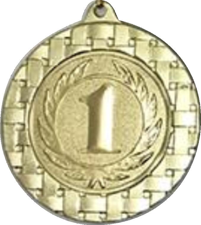 Медаль наградная 70мм. D621