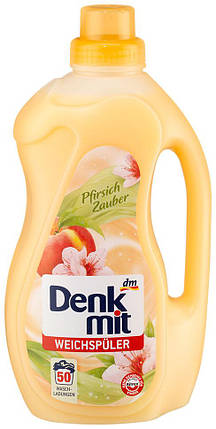 Ополаскиватель Denkmit Pfirsich 1,5л 50 стирок, фото 2