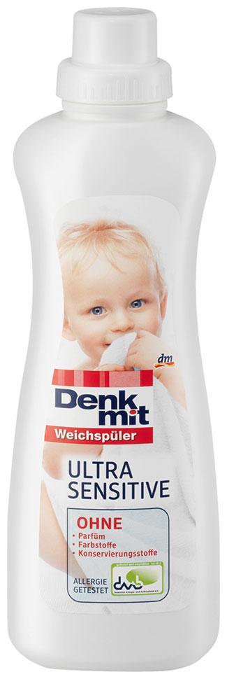 Ополаскиватель Denkmit для детского белья 1л