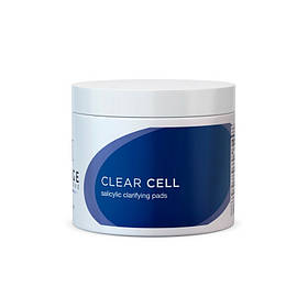 IMAGE Skincare Салициловые антибактериальные диски Clear Cell, 60 шт.