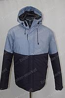 Мужская демисезонная спортивная  куртка  с.м.л.хл.ххл