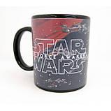 Кружка-чашка хамелеон Зоряні війни/ Star Wars, 350 мл, фото 3