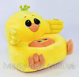 Мягкое кресло Цыплёнок С 31197