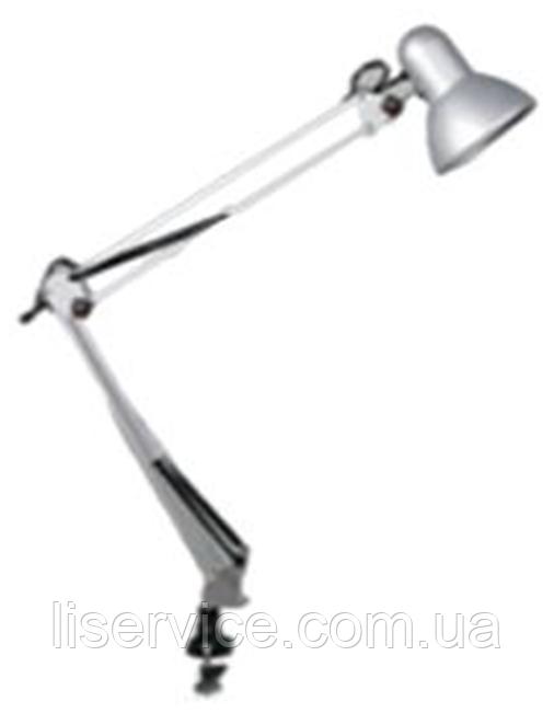 Настольный светильник Ultralight DL 075, 60W E27, срібло