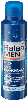 Деоспрей антиперспирант Balea Men Fresh 200мл, фото 2