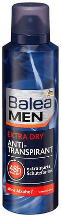 Деоспрей антиперспирант Balea Men Extra Dry 200мл, фото 2