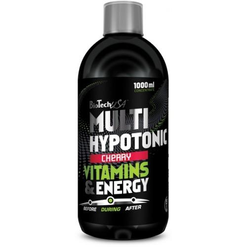 Гипотоник BioTech - Multi Hypotonic Drink Concentrate (1000 мл) grapefruit/грейпфрут, 1000 мл, Венгрия, жидкость