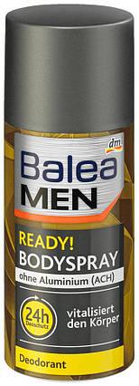 Дезодорант спрей Balea Men Ready! 150мл, фото 2