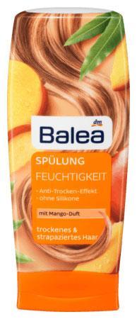 Бальзам Balea для сухих и поврежденных волос манго 300мл