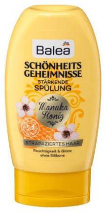 Бальзам Balea Schönheits geheimnisse мед манука  для поврежденных волос 200мл, фото 2
