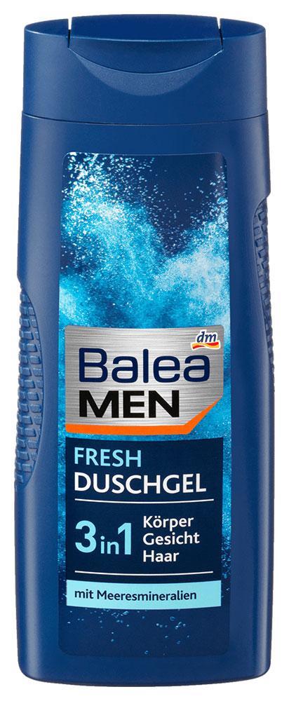 Гель для душа Balea Men Fresh 300мл