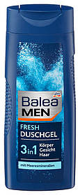 Гель для душа Balea Men Fresh 300мл