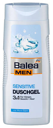 Гель для душа Balea Men Sensitive 300мл, фото 2