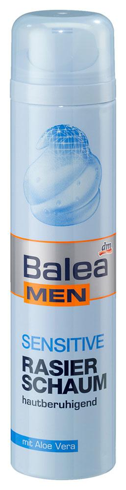 Пена для бритья Balea Men Sensitive 300мл