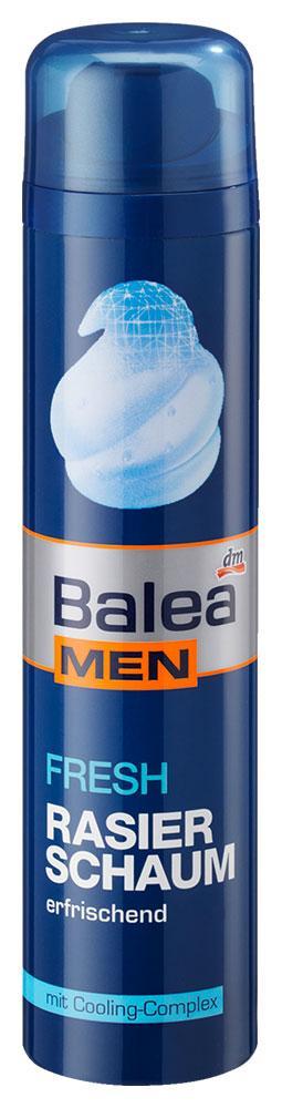 Пена для бритья Balea Men Fresh 300мл