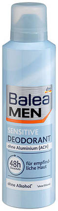 Деоспрей для чувствительной кожи Balea Men 200мл, фото 2