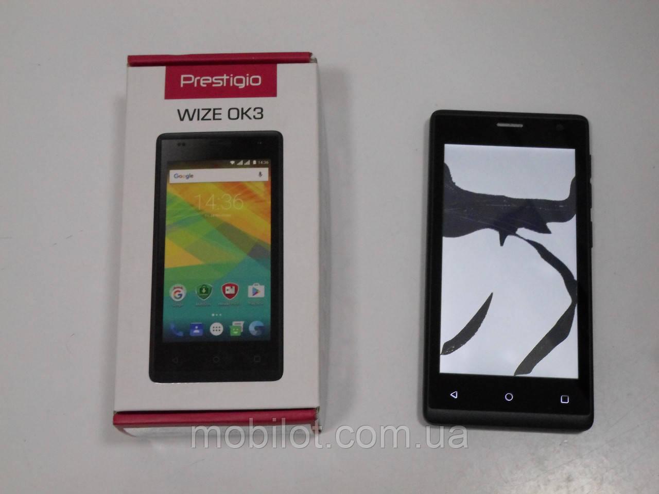 Мобильный телефон Prestigio Wize OK3 PSP3468 (TZ-7473)