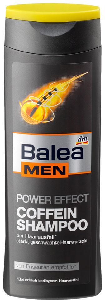 Шампунь от выпадения волос Balea Men с экстрактом кофеина  250мл
