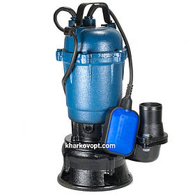 Фекальний насос з подрібнювачем Lukon WQD 10-10-2,6 F