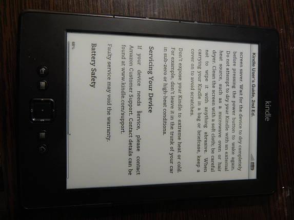 Электронная книга Amazon Kindle 5, фото 2