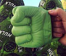 Кружка керамическая 3D GeekLand Кулак Халка Fist Hulk HU.02.021