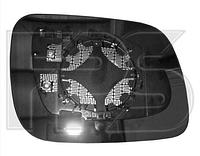 Вкладыш зеркала лев. с обогр. асферич. Volkswagen Touareg 2002-06