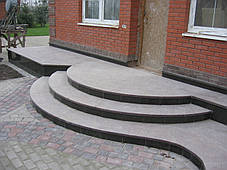 Елементи сходів з граніту, фото 2