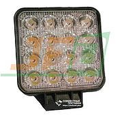 48W / 30 (16 x 3W / узкий луч, квадратный корпус) 3520 LM LED фара рабочая 1051 (GF-016Z03)